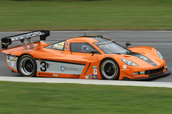 #3 8Star Motorsports Corvette DP: Enzo Potolicchio, Stephane Sarrazin, Michael Valiante