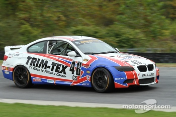 #46 Fall-Line Motorsports BMW M3 Coupe: Mark Bonden, Bryan Sellers