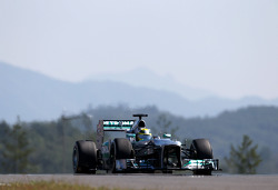 Nico Rosberg,  Mercedes GP  04