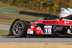 #18 Performance Tech Motorsports ORECA FLM09: Tristan Nunez, Ryan Booth