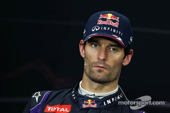 Mark Webber, Red Bull Racing in the FIA Press Conference