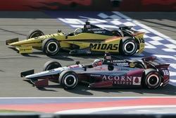 Graham Rahal, Rahal Letterman Lanigan Honda and James Jakes, Rahal Letterman Racing Honda