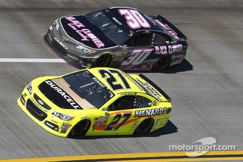 Paul Menard and Cole Whitt