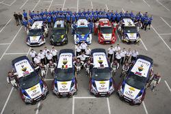 Qatar M-Sport World Rally Team 2013