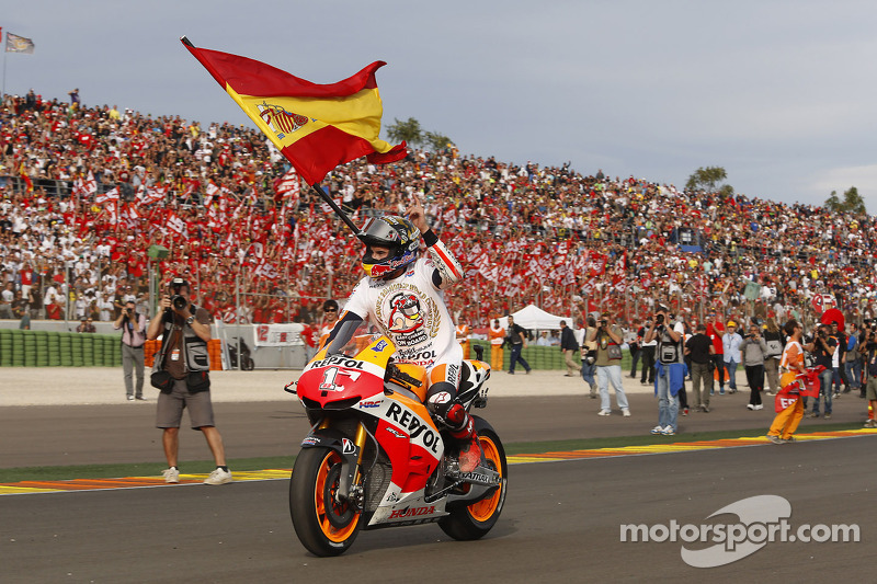 2013: Clinching the first MotoGP title
