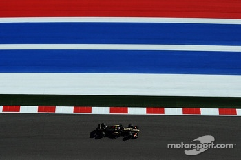 Romain Grosjean, Lotus F1 E21