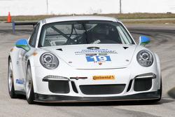 #19, Muehlner Motorsports America, Porsche GT America