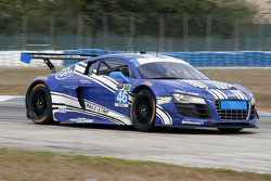 #46 Fall-Line Motorsports Audi R8: Christopher Mies, Charles Putman, Charles Espenlaub