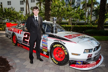NASCAR Nationwide Series champion owner car: Ryan Blaney