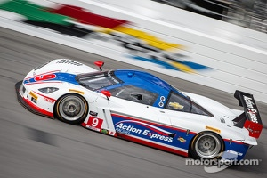 #9 Action Express Racing Corvette DP: Christian Fittipaldi, Bradley Smith