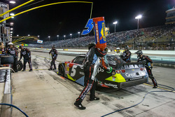 Pit stop for Brad Sweet