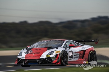 Lamborghini Super Trofeo World Finals