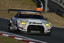 #3 Nddp Racing Nissian GT-R Nismo GT3: Daiki Sasaki