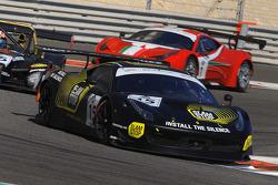 #15 Kessel Racing Ferrari 458 GT3: Alexander Skryabin, Alessandro Pier Guidi, Matteo Bobbi
