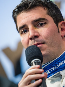 Chip Ganassi Racing press conference: Memo Rojas