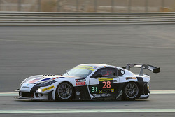 #28 Team LNT Ginetta G55 GT3: Lawrence Tomlinson, Michael Simpson, Paul White, Javier Morcillo, Adam Sharpe