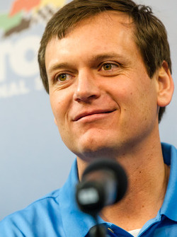 NASCAR-CUP: NBC Sports press conference: Steve Letarte