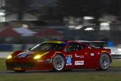#49 Spirit of Race Ferrari 458 Italia: Piergiuseppe Perazzini, Gianluca Roda, Paolo Ruberti
