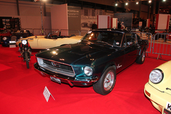 Ford Mustang used In used in the film Bullitt