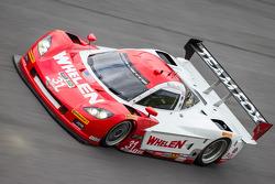 #31 Marsh Racing Corvette DP Chevrolet: Eric Curran, Boris Said