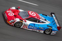 #02 Chip Ganassi Racing Riley DP Ford EcoBoost: Tony Kanaan, Kyle Larson, Marino Franchitti