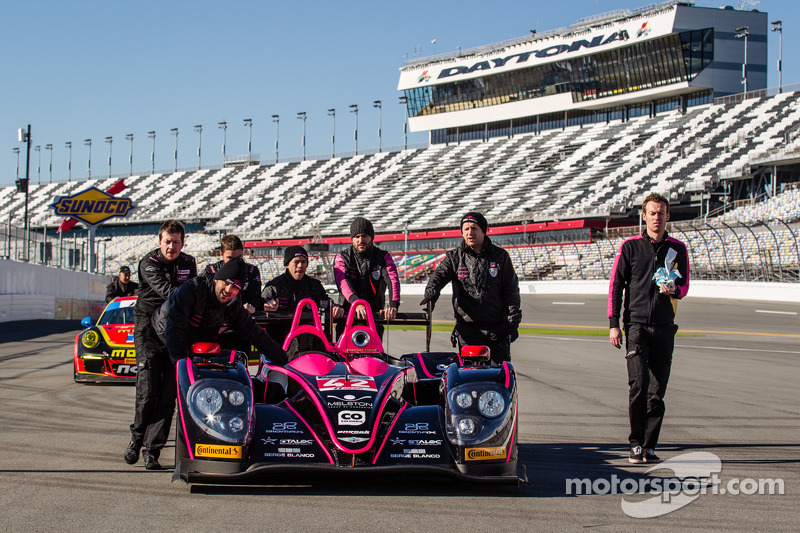 #42 OAK Racing Morgan Nissan
