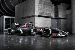 The Sauber C33