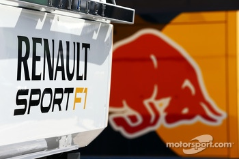 Renault Sport F1 and Red Bull Racing logo