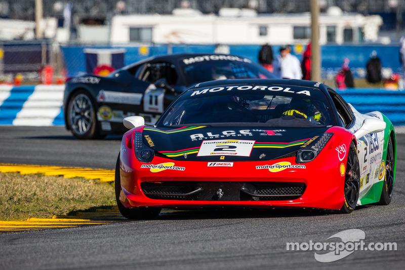 Ricardo Perez, Ferrari of Houston