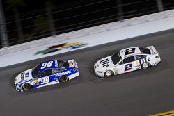 Carl Edwards and Brad Keselowski