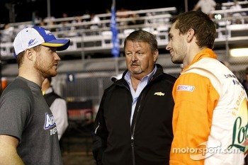 Brian Vickers and Ben Kennedy