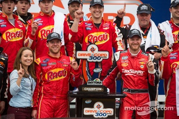 Regan Smith; Dale Earnhardt Jr.