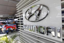 Hyundai team area