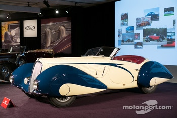 1937 Delayahe 135 Competition Court Torpedo Roadster