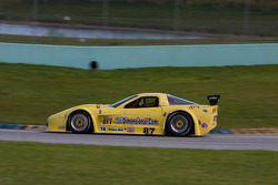 #87 3Dimensional.com Chevrolet Corvette: Doug Peterson