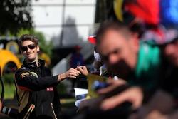 Romain Grosjean (FRA), Lotus F1 Team  13