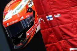 Kimi Raikkonen (FIN), Scuderia Ferrari  13