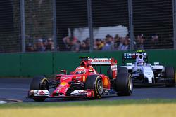 Kimi Raikkonen, Scuderia Ferrari  16
