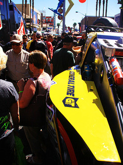 The Mint 400 action