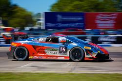 #14 GMG Racing Lamborghini Gallardo LP570-4 Super Trofeo: Andrew Palmer
