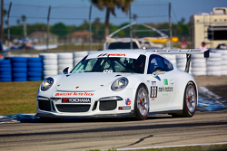 #88 Mark Motors Racing Porsche 991 GT3 Cup Car: Marco Cirone