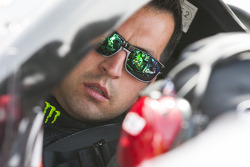 NASCAR-CUP: Sam Hornish Jr., Joe Gibbs Racing Toyota