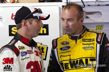 Greg Biffle and Marcos Ambrose