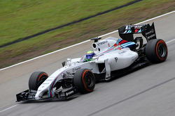 Felipe Massa (BRA), Williams F1 Team
