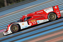 #13 Rebellion Racing Lola B12/60 Coupe Toyota: Andrea Belicchi, Mathias Beche