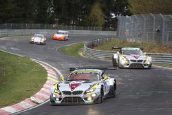 Maxime Martin, Uwe Alzen, Marco Wittmann, BMW Sports Trophy Team Marc VDS, BMW Z4 GT3