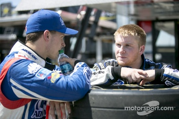 Trevor Bayne and Chris Buescher