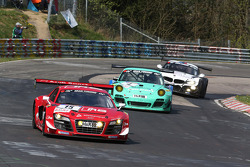 Rene Rast, Chris Mamerow, Phoenix Racing, Audi R8 LMS ultra