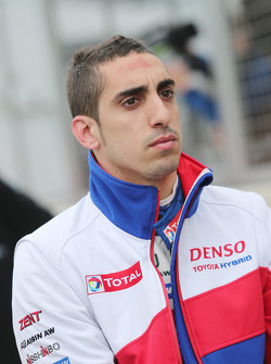 Sebastien Buemi