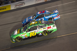 Greg Biffle and Aric Almirola
